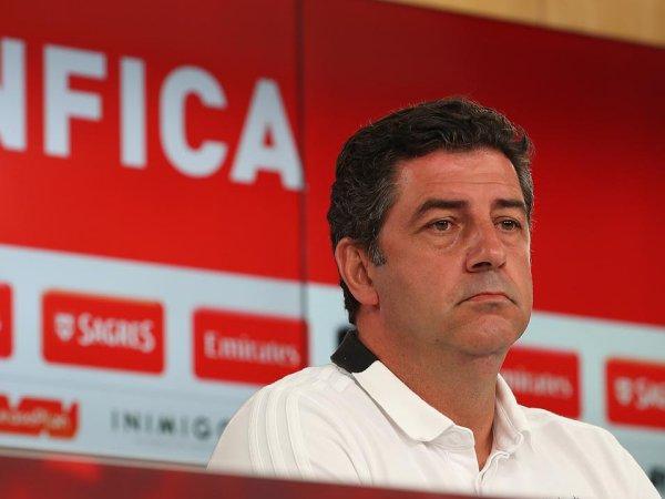 Rui Vitória apela à união para dar continuidade à retoma do Benfica