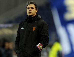 Miguel Leal garante equipa «com pensamento na vitória» frente ao Benfica