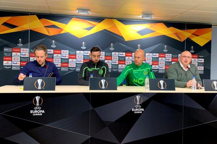 Bruno Fernandes: «Vamos continuar a lutar no campeonato enquanto for possível»