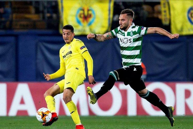 Crónica: Sporting não resiste à expulsão de Jefferson e 'cai' da Liga Europa