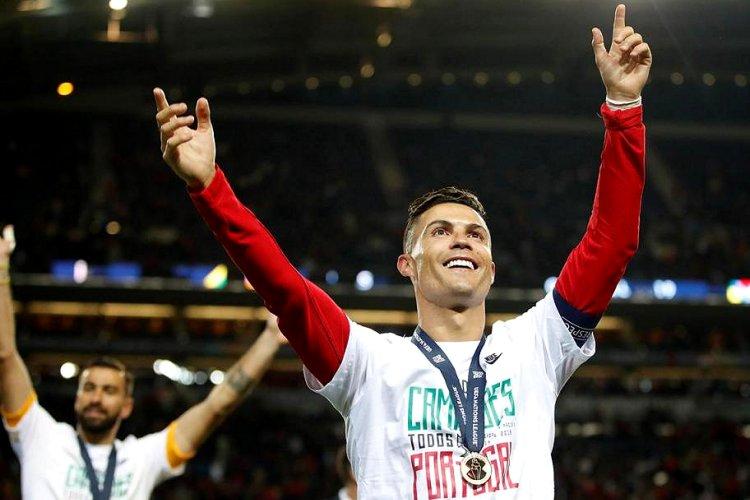 «Cristiano Ronaldo é o melhor jogador da história do futebol»