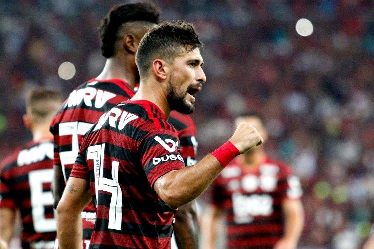 Flamengo de Jorge Jesus mais perto das meias-finais da Taça Libertadores