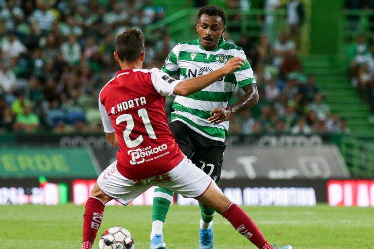Crónica: Sporting estreia-se a ganhar e impõe primeira derrota ao Sporting Braga