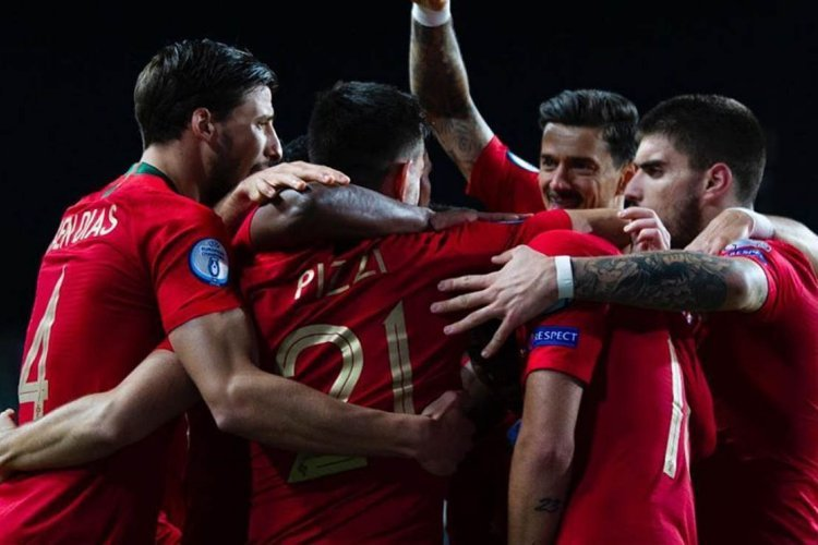 Euro 2020: Portugal no Pote 3 do sorteio de 30 de novembro