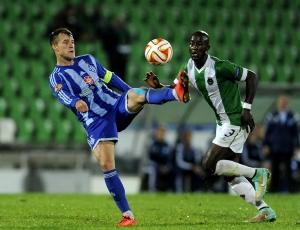 Liga Europa: Rio Ave 0-3 Dínamo de Kiev (ficha)