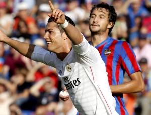 LC: Ancelotti confiante na reação de Ronaldo em Anfield Road