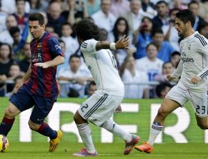 Espanha: Real Madrid vence Barcelona com golos de Ronaldo e Pepe