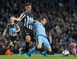 Taça da Liga Inglesa: Manchester City eliminado em casa pelo Newcastle