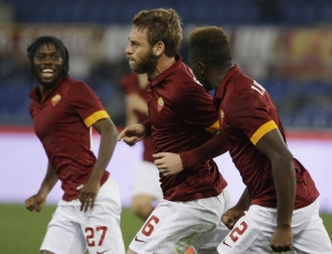 Itália: Roma sobe à liderança e Juventus sofre primeira derrota