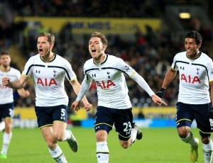 Inglaterra: Tottenham vira resultado frente ao Hull com golo aos 90 minutos