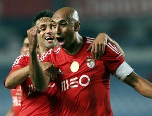 Benfica comunica intervenções cirúrgicas a Luisão e Pedro Rebocho