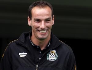Petit diz que espera «levar a melhor» no encontro frente ao V. Guimarães