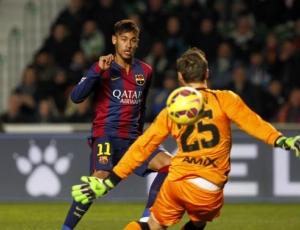 Espanha: Neymar defende-se das críticas do Atlético Madrid