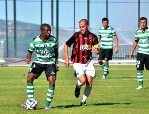 Segunda Liga: Olhanense vence Sporting da Covilhã com 'bis' de Murilo