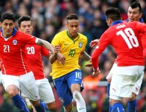 Brasil bate Chile e mantém pleno de triunfos na segunda 'era Dunga'