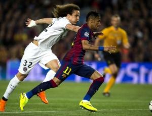LC: Neymar bisa e Barcelona confirma passagem às meias-finais