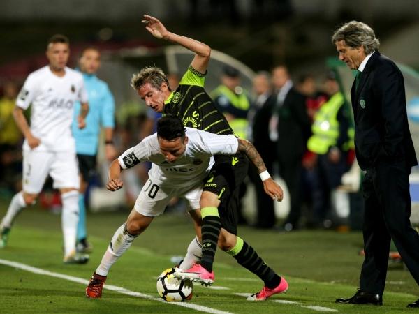 I Liga: Sporting recebe Rio Ave a tentar manter-se na luta pelo título