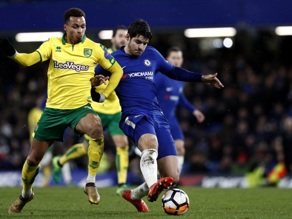 Chelsea afasta Norwich e Wigan, do III escalão, elimina Bournemouth