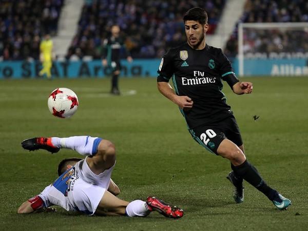 Real Madrid feliz no triunfo tardio por 1-0 em Leganés na Taça do Rei