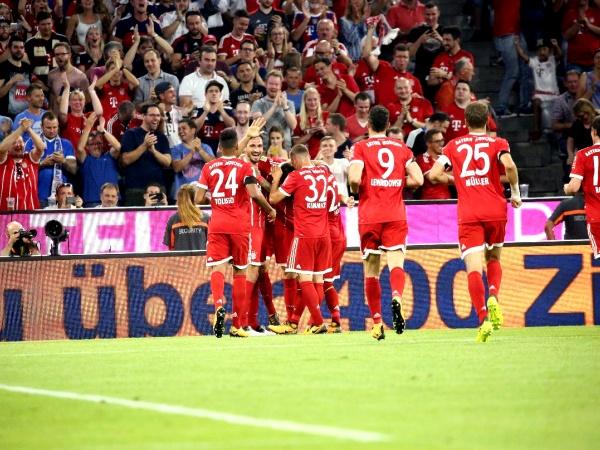 Alemanha: Bayern vence Leverkusen com Renato Sanches a assistir do 'banco'