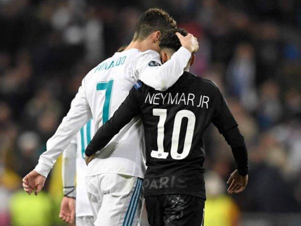 Neymar fala sobre Cristiano Ronaldo: «É um grande jogador, uma lenda do futebol»