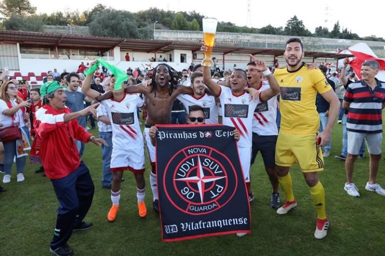 Crónica: Vilafranquense está na II Liga após bater União de Leiria nos pénaltis