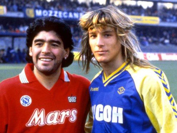Mesmo que Messi vença um Mundial, Maradona e Pelé estão acima, diz Caniggia