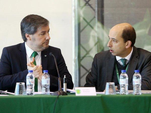 Bruno de Carvalho e Carlos Vieira impedidos de ir aos núcleos fazer campanha