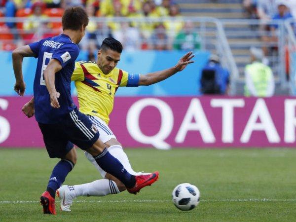 Mundial: Colômbia 1 - 2 Japão (2018)