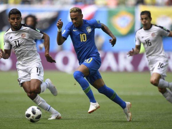 Mundial: Brasil 2 - 0 Costa Rica (2018)