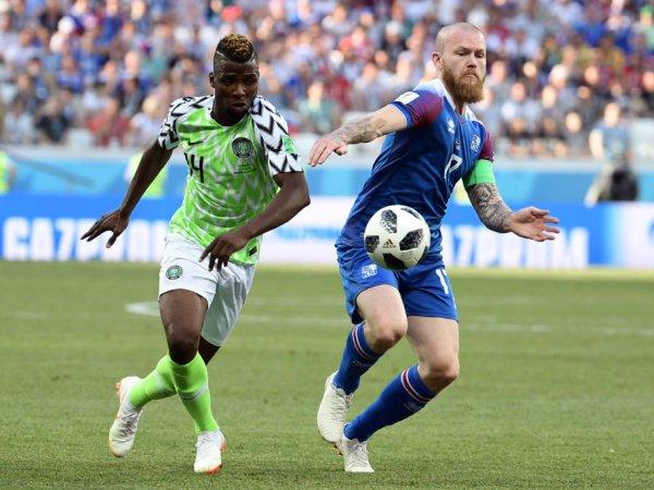 Mundial: Nigéria 2 - 0 Islândia (2018)