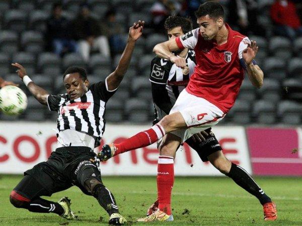 Crónica: Sp. Braga vence Nacional em jogo com duas expulsões