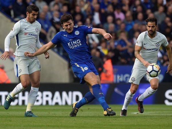 Inglaterra: Chelsea consente empate e sofre frente ao Leicester