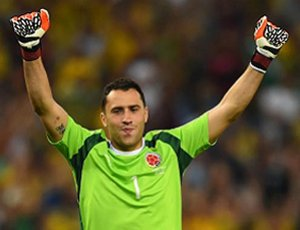 Mercado: OFICIAL - Arsenal contrata guarda-redes colombiano David Ospina