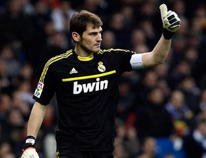 Real Madrid: Casillas quer liderar Liga BBVA antes do Natal