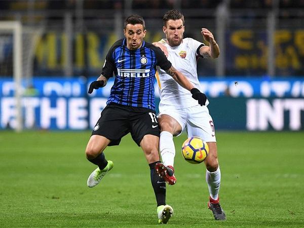 Inter Milão e Roma empatam e deixam Lazio no terceiro lugar
