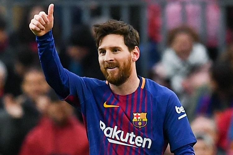 «Lionel Messi está muito acima de todos»