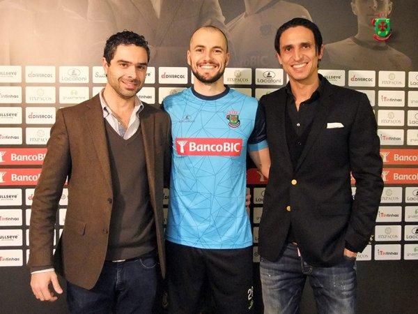 Mercado: Paços Ferreira contrata guarda-redes Mário Felgueiras ao Konyaspor