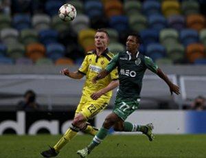 Liga Campeões: Sporting vence Maribor e dá passo importante para os oitavos
