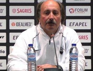 José Viterbo: «A pré-época serve para equipa se preparar para o campeonato»