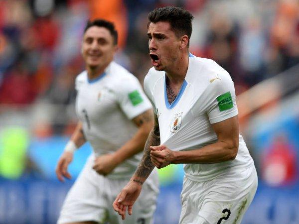Mundial: Egipto 0 - 1 Uruguai (2018)