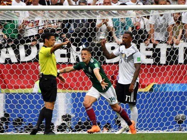Mundial: Alemanha 0 - 1 México (2018)
