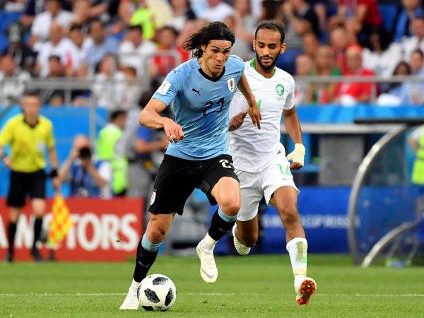 Mundial: Uruguai 1 - 0 Arábia Saudita (2018)