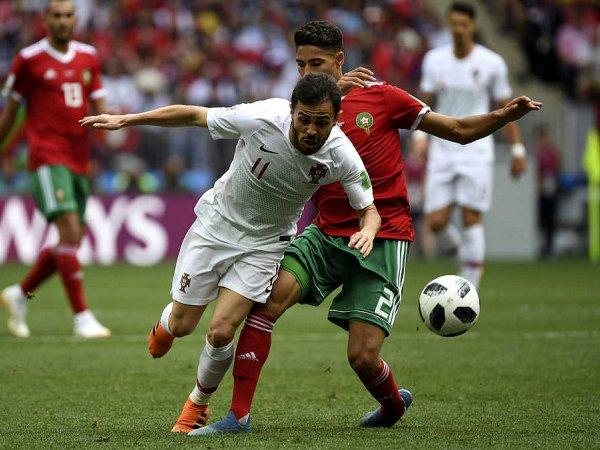 Mundial: Portugal 1 - 0 Marrocos (2018)