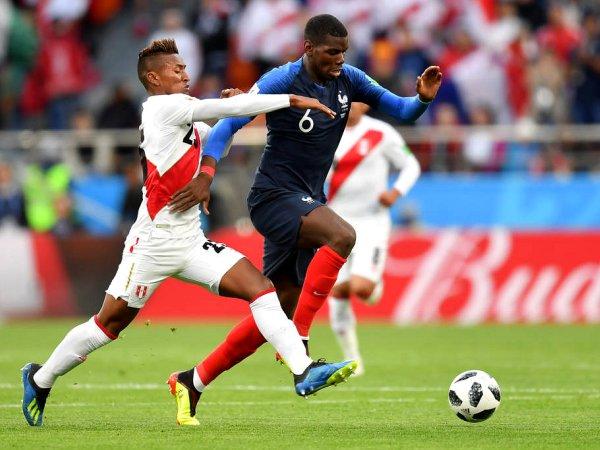Mundial: França 1 - 0 Peru (2018)