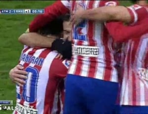 Liga BBVA: Atlético Madrid 2 - 2 Real Madrid (2013-2014)