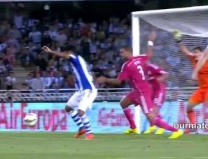 Liga BBVA: Real Sociedad 4 - 2 Real Madrid (2014-2015)