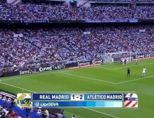 Liga BBVA: Real Madrid 1 - 2 Atlético Madrid (2014-2015)
