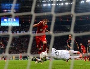 Liga Campeões: Leverkusen 3 - 1 Benfica (2014-2015)