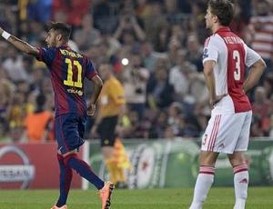 Liga Campeões: Barcelona 3 - 1 Ajax (2014-2015)